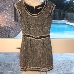 Rebecca Taylor tweed dress